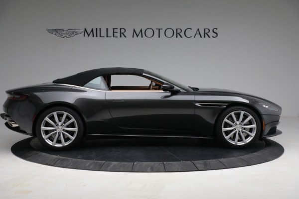 Used 2019 Aston Martin DB11 Volante for sale $212,990 at Maserati of Westport in Westport CT 06880 15
