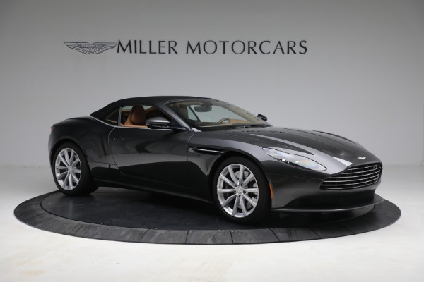 Used 2019 Aston Martin DB11 Volante for sale $212,990 at Maserati of Westport in Westport CT 06880 18