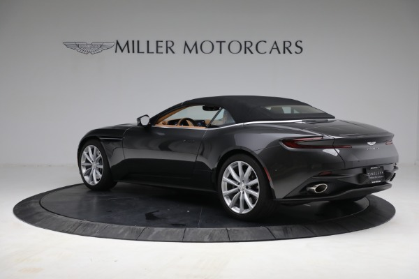 Used 2019 Aston Martin DB11 Volante for sale $212,990 at Maserati of Westport in Westport CT 06880 19