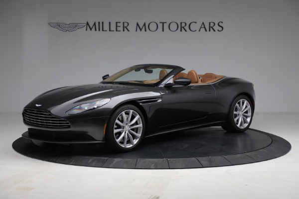 Used 2019 Aston Martin DB11 Volante for sale $212,990 at Maserati of Westport in Westport CT 06880 2
