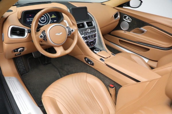 Used 2019 Aston Martin DB11 Volante for sale $212,990 at Maserati of Westport in Westport CT 06880 20