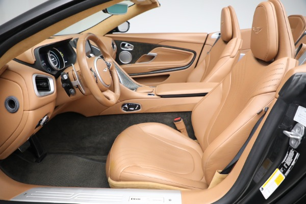 Used 2019 Aston Martin DB11 Volante for sale $212,990 at Maserati of Westport in Westport CT 06880 22