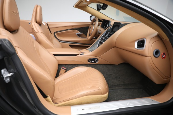 Used 2019 Aston Martin DB11 Volante for sale $212,990 at Maserati of Westport in Westport CT 06880 25