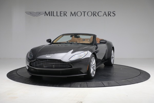 Used 2019 Aston Martin DB11 Volante for sale $212,990 at Maserati of Westport in Westport CT 06880 3
