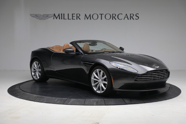Used 2019 Aston Martin DB11 Volante for sale $212,990 at Maserati of Westport in Westport CT 06880 5