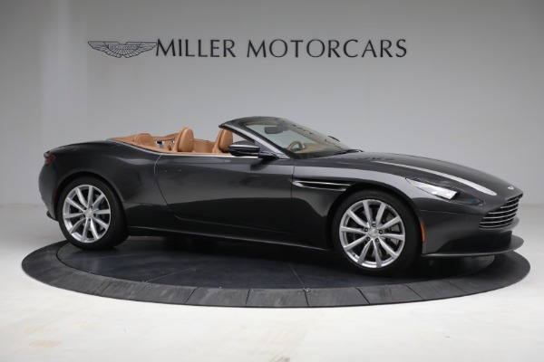 Used 2019 Aston Martin DB11 Volante for sale $212,990 at Maserati of Westport in Westport CT 06880 6