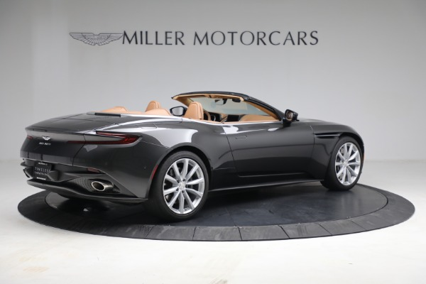 Used 2019 Aston Martin DB11 Volante for sale $212,990 at Maserati of Westport in Westport CT 06880 8