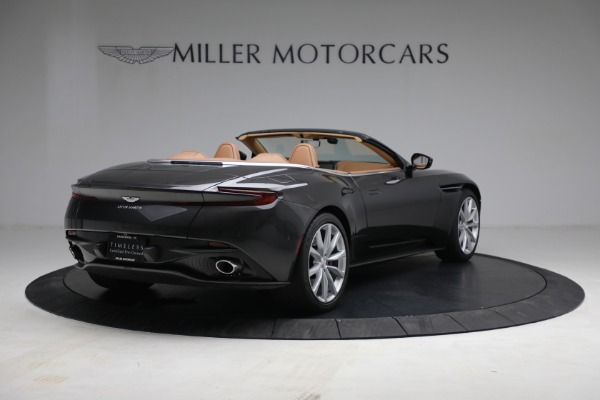 Used 2019 Aston Martin DB11 Volante for sale $212,990 at Maserati of Westport in Westport CT 06880 9