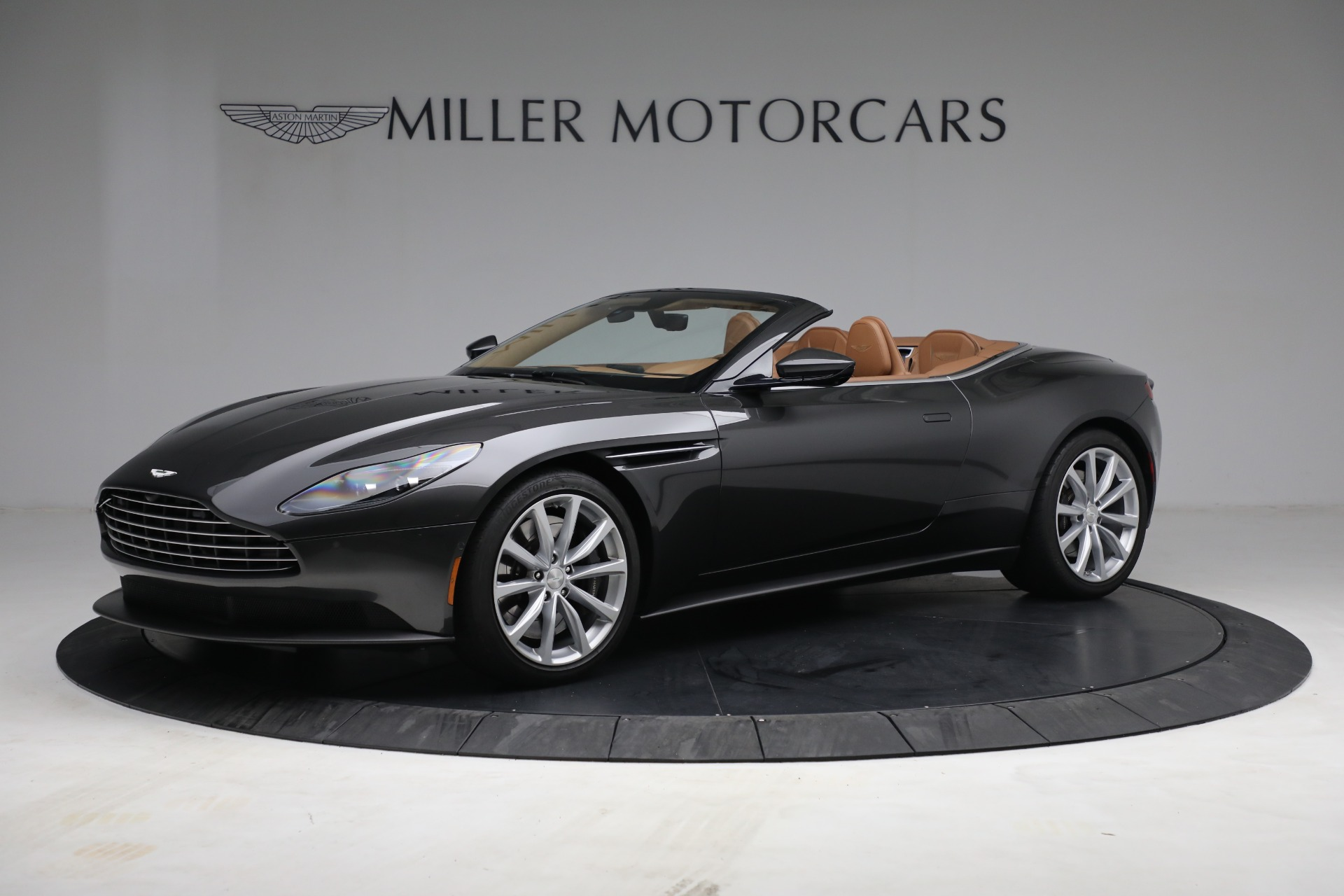 Used 2019 Aston Martin DB11 Volante for sale $212,990 at Maserati of Westport in Westport CT 06880 1