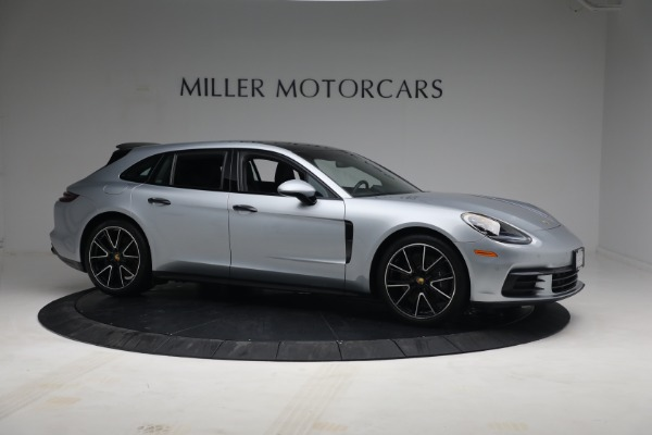 Used 2018 Porsche Panamera 4 Sport Turismo for sale Call for price at Maserati of Westport in Westport CT 06880 10