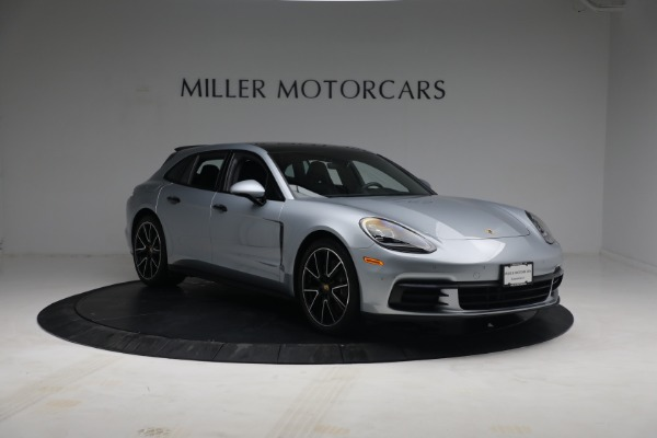 Used 2018 Porsche Panamera 4 Sport Turismo for sale Call for price at Maserati of Westport in Westport CT 06880 11