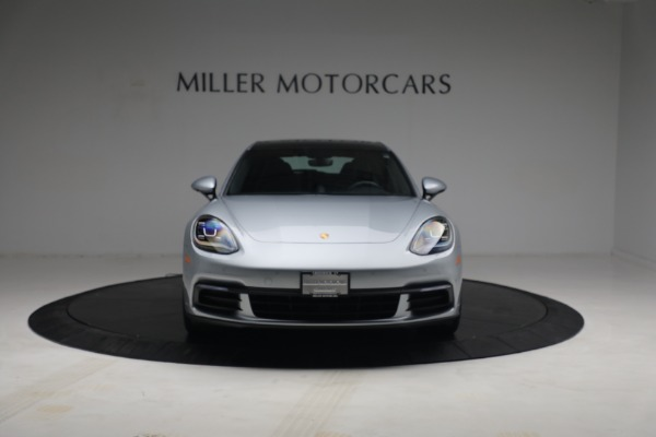 Used 2018 Porsche Panamera 4 Sport Turismo for sale Call for price at Maserati of Westport in Westport CT 06880 12