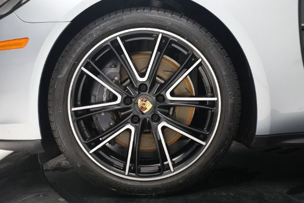 Used 2018 Porsche Panamera 4 Sport Turismo for sale Call for price at Maserati of Westport in Westport CT 06880 15