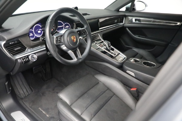 Used 2018 Porsche Panamera 4 Sport Turismo for sale Call for price at Maserati of Westport in Westport CT 06880 17