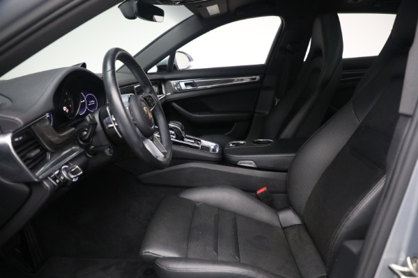 Used 2018 Porsche Panamera 4 Sport Turismo for sale Call for price at Maserati of Westport in Westport CT 06880 18