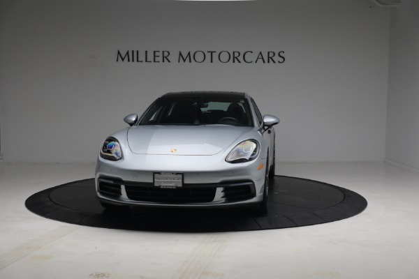 Used 2018 Porsche Panamera 4 Sport Turismo for sale Call for price at Maserati of Westport in Westport CT 06880 2