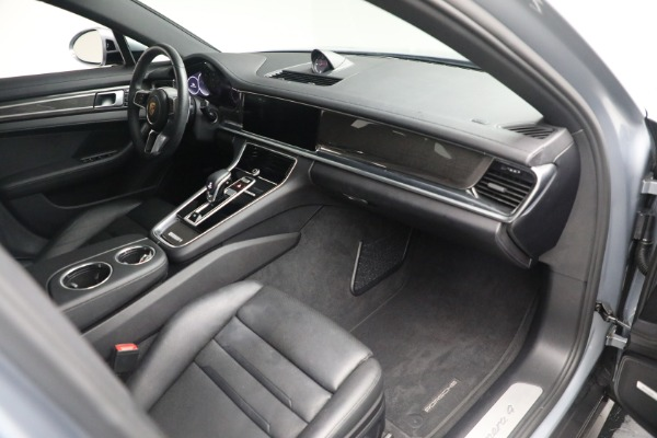 Used 2018 Porsche Panamera 4 Sport Turismo for sale Call for price at Maserati of Westport in Westport CT 06880 24