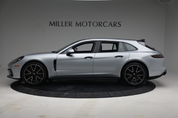 Used 2018 Porsche Panamera 4 Sport Turismo for sale Call for price at Maserati of Westport in Westport CT 06880 3