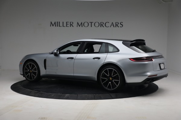 Used 2018 Porsche Panamera 4 Sport Turismo for sale Call for price at Maserati of Westport in Westport CT 06880 4