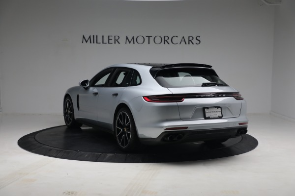 Used 2018 Porsche Panamera 4 Sport Turismo for sale Call for price at Maserati of Westport in Westport CT 06880 5