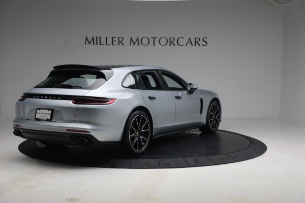 Used 2018 Porsche Panamera 4 Sport Turismo for sale Call for price at Maserati of Westport in Westport CT 06880 7