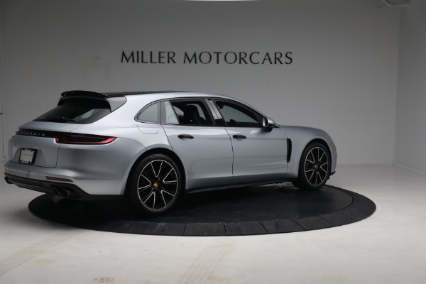 Used 2018 Porsche Panamera 4 Sport Turismo for sale Call for price at Maserati of Westport in Westport CT 06880 8