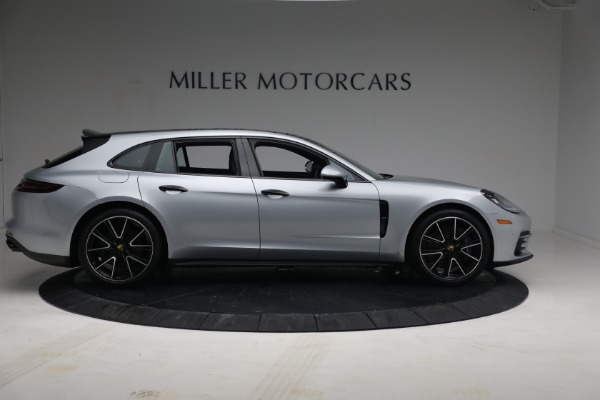 Used 2018 Porsche Panamera 4 Sport Turismo for sale Call for price at Maserati of Westport in Westport CT 06880 9