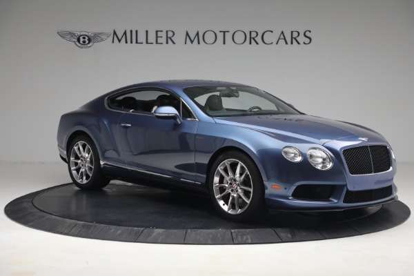 Used 2015 Bentley Continental GT V8 S for sale Call for price at Maserati of Westport in Westport CT 06880 11
