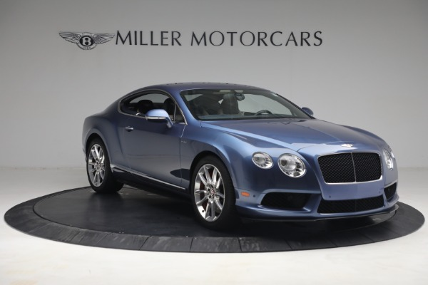 Used 2015 Bentley Continental GT V8 S for sale Call for price at Maserati of Westport in Westport CT 06880 12