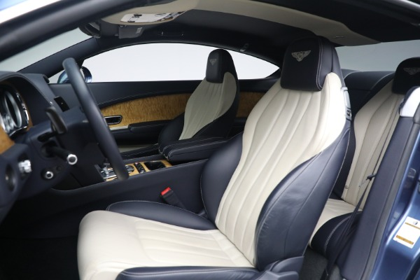 Used 2015 Bentley Continental GT V8 S for sale Call for price at Maserati of Westport in Westport CT 06880 19