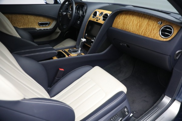 Used 2015 Bentley Continental GT V8 S for sale Call for price at Maserati of Westport in Westport CT 06880 22