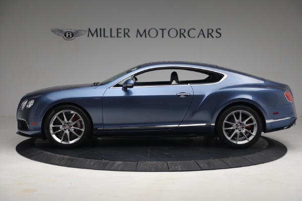 Used 2015 Bentley Continental GT V8 S for sale Call for price at Maserati of Westport in Westport CT 06880 3