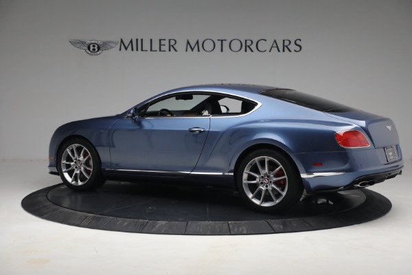 Used 2015 Bentley Continental GT V8 S for sale Call for price at Maserati of Westport in Westport CT 06880 4