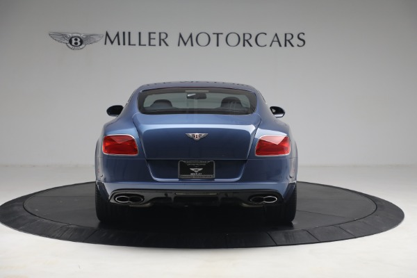 Used 2015 Bentley Continental GT V8 S for sale Call for price at Maserati of Westport in Westport CT 06880 6