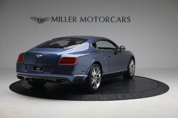 Used 2015 Bentley Continental GT V8 S for sale Call for price at Maserati of Westport in Westport CT 06880 7