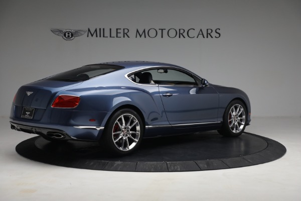 Used 2015 Bentley Continental GT V8 S for sale Call for price at Maserati of Westport in Westport CT 06880 8