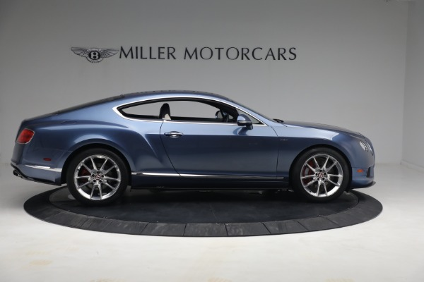Used 2015 Bentley Continental GT V8 S for sale Call for price at Maserati of Westport in Westport CT 06880 9