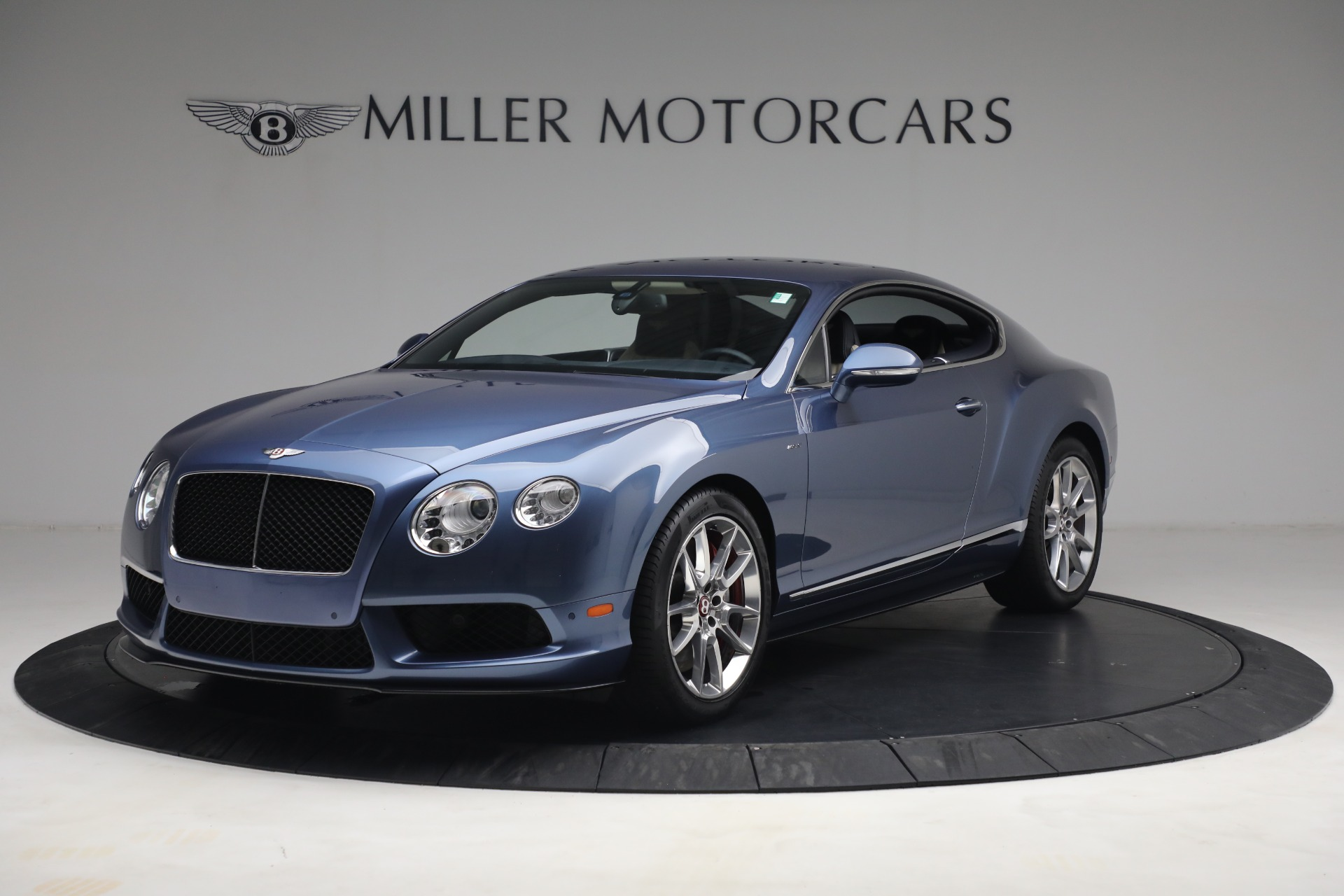 Used 2015 Bentley Continental GT V8 S for sale Call for price at Maserati of Westport in Westport CT 06880 1