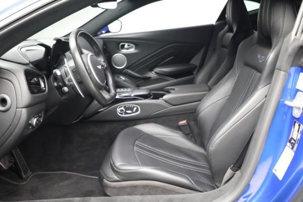 Used 2020 Aston Martin Vantage for sale $139,990 at Maserati of Westport in Westport CT 06880 13