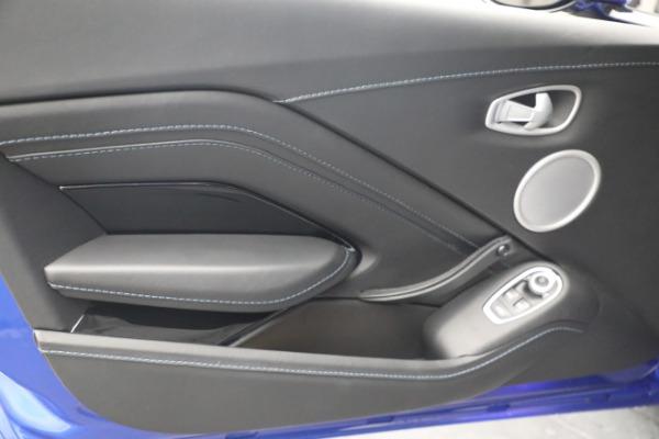 Used 2020 Aston Martin Vantage for sale $139,990 at Maserati of Westport in Westport CT 06880 16