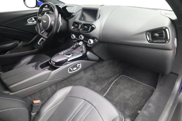 Used 2020 Aston Martin Vantage for sale $139,990 at Maserati of Westport in Westport CT 06880 17
