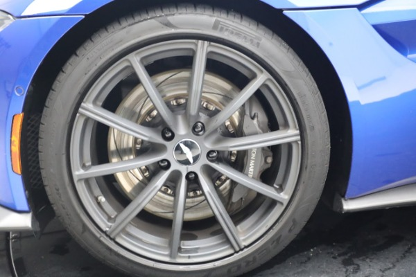 Used 2020 Aston Martin Vantage for sale $139,990 at Maserati of Westport in Westport CT 06880 22