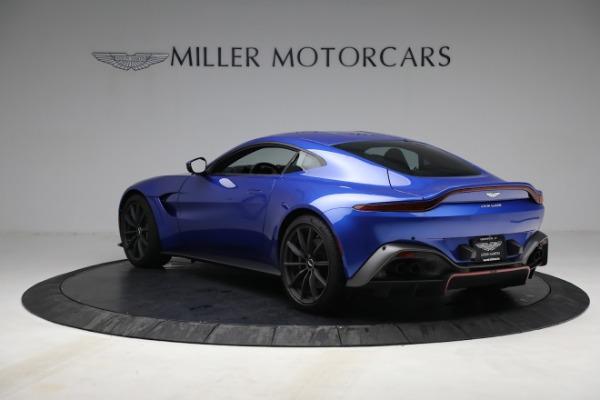 Used 2020 Aston Martin Vantage for sale $139,990 at Maserati of Westport in Westport CT 06880 4