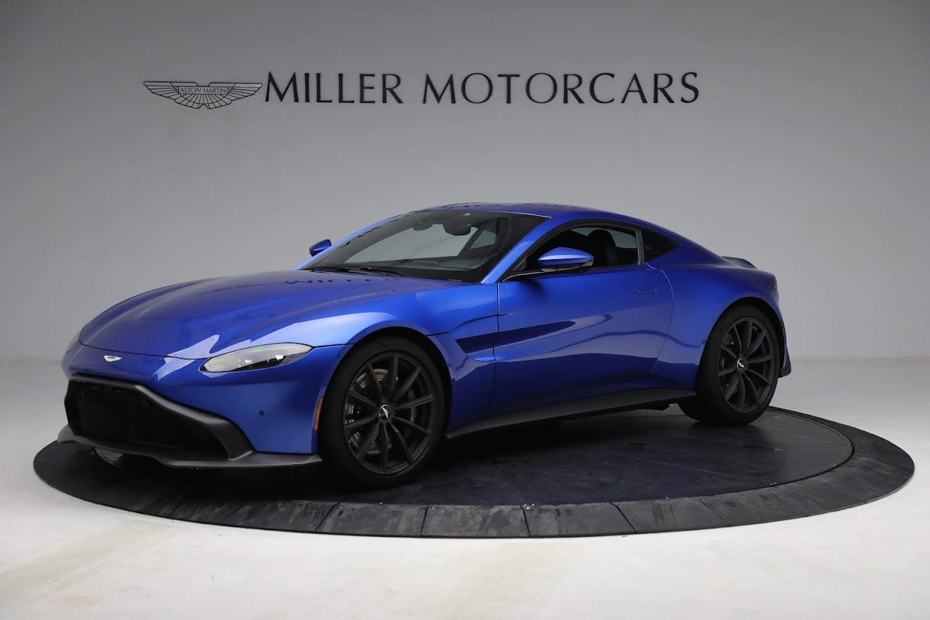 Used 2020 Aston Martin Vantage for sale $139,990 at Maserati of Westport in Westport CT 06880 1