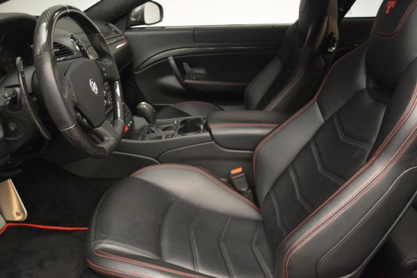 Used 2014 Maserati GranTurismo MC for sale Sold at Maserati of Westport in Westport CT 06880 17