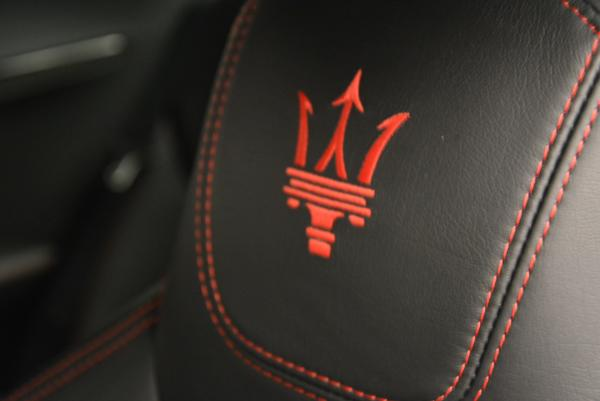 Used 2014 Maserati GranTurismo MC for sale Sold at Maserati of Westport in Westport CT 06880 23