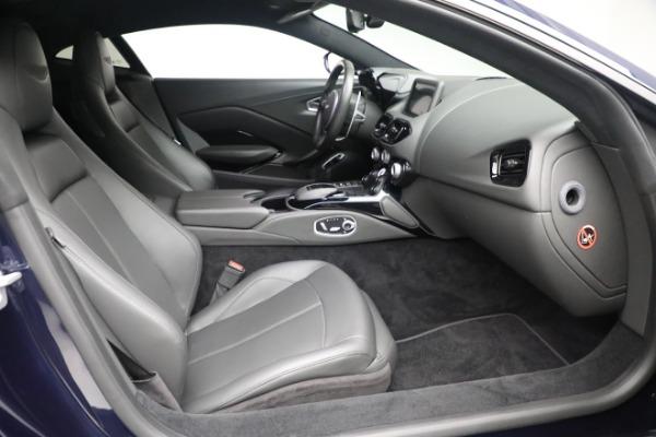 Used 2020 Aston Martin Vantage for sale $139,900 at Maserati of Westport in Westport CT 06880 18