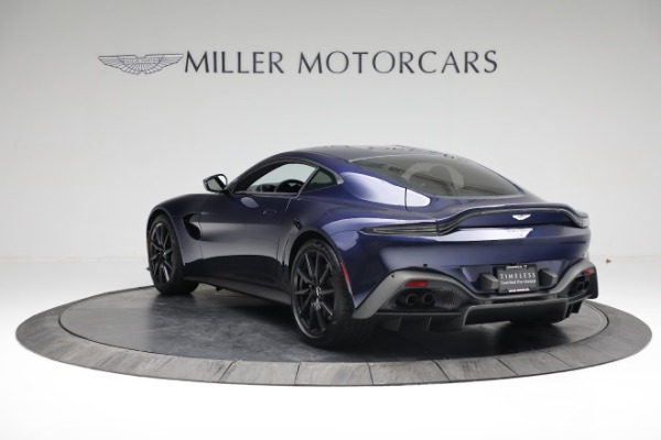 Used 2020 Aston Martin Vantage for sale $139,900 at Maserati of Westport in Westport CT 06880 4