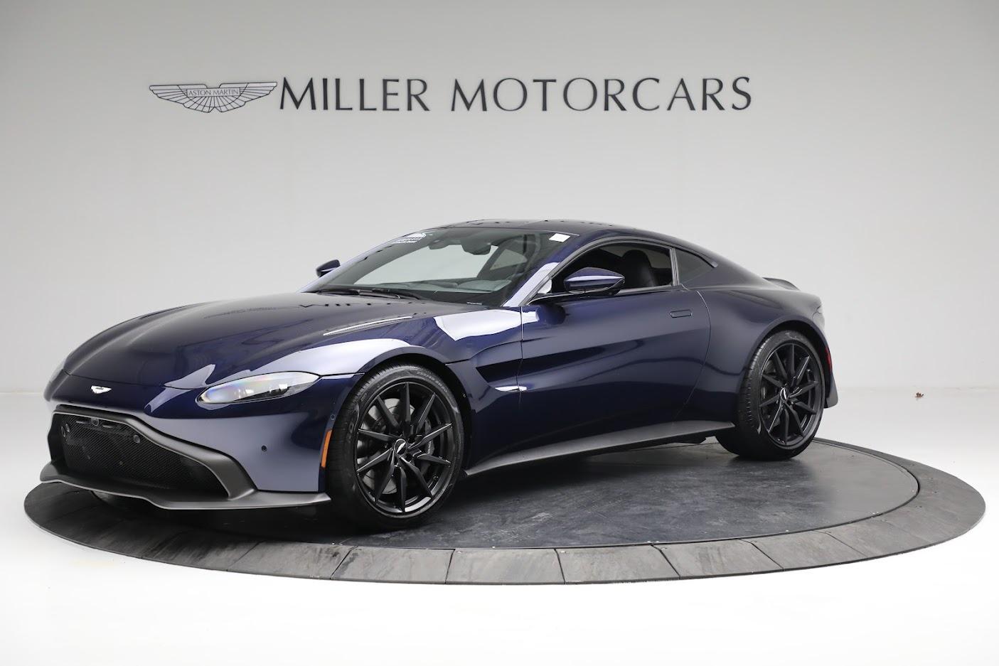 Used 2020 Aston Martin Vantage for sale $139,900 at Maserati of Westport in Westport CT 06880 1