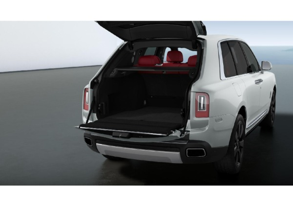 New 2022 Rolls-Royce Cullinan for sale Call for price at Maserati of Westport in Westport CT 06880 4